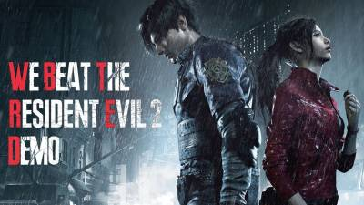 How To Beat The Resident Evil 2 Remake Demo! | AlltimeGaming Official Livestream