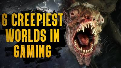 6 Creepiest Worlds In Gaming