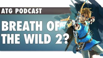 New Zelda: Breath Of The Wild Game Coming 2020? | ATG Super Show