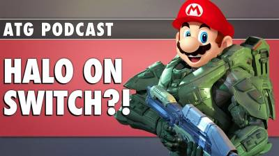 Halo & Gears Of War Coming To Nintendo Switch | ATG Super Show Podcast
