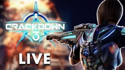 CRACKDOWN 3 Multiplayer Gameplay | What's The Crack With The New Xbox Exclusive? | LIVESTREAM