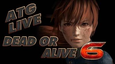 DEAD OR ALIVE 6: Is It Any Good? |Wifus 4 U | LIVESTREAM