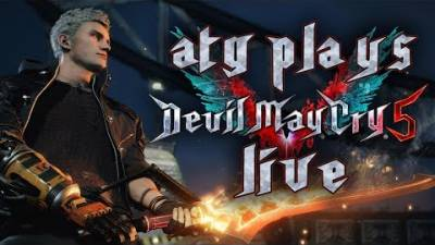 Devil May Cry 5 Gameplay Walkthrough Livestream | From Nero To Hero