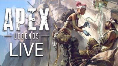 Apex Legends Gameplay Livestream | How Well Will We Do Today?