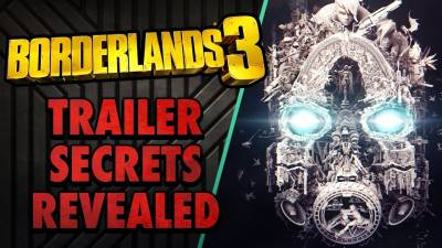 Borderlands 3 Trailer Breakdown | LVL UP