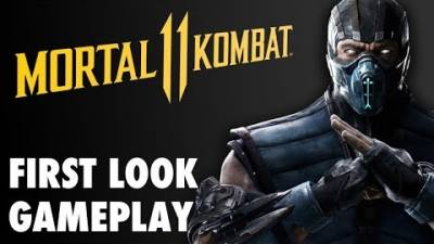 Mortal Kombat 11 First Look Gameplay Live | How Many Fatalities Can We Pull Off?