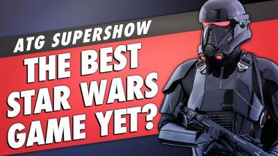 Will Jedi Fallen Order Be The Best Star Wars Game Yet? | ATG Super Show Podcast