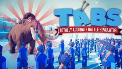 Punching A Mammoth! 1 Mammoth VS 1000 Men | Totally Accurate Battle Simulator Livestream