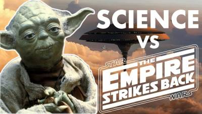 The Bad Science behind The Empire Strikes Back || Movie Science