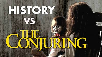 How The Conjuring Tricks You With History || Movie History