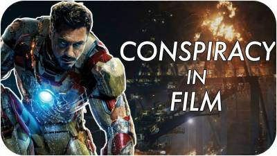 The Real Conspiracies That Inspired Iron Man 3 | Conspiracy In Film