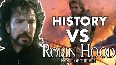 The Many Sins of Robin Hood: Prince Of Thieves || Movie History