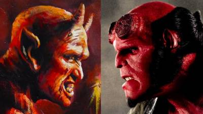 10 Real Myths That Inspired Hellboy