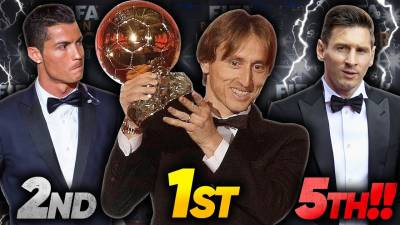 Is The 2018 Ballon d
