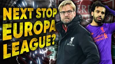 Liverpool Will Crash Out Of The Champions League Because