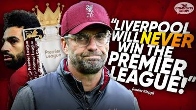 Liverpool Will NEVER Win The Premier League With Jurgen Klopp