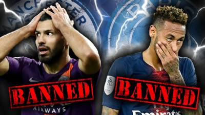 BREAKING: Man City And PSG To Be BANNED From The Champions League? | Futbol Mundial