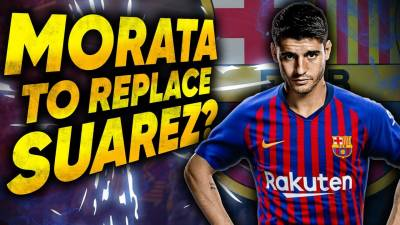 Is Alvaro Morata The Perfect Replacement For Luis Suarez?! | #ContinentalClub