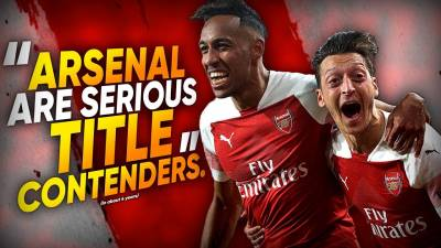 Arsenal Are Serious Title Contenders This Season