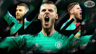 'David De Gea Is The Best Goalkeeper Of All Time' | The Comments Show