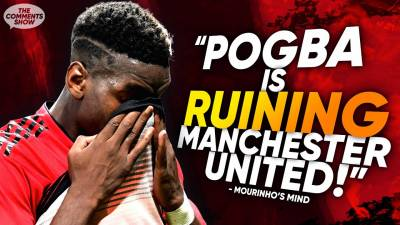 Paul Pogba Is RUINING Manchester United