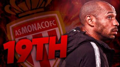 Why Thierry Henry FAILED As Monaco Manager! | #ContinentalClub