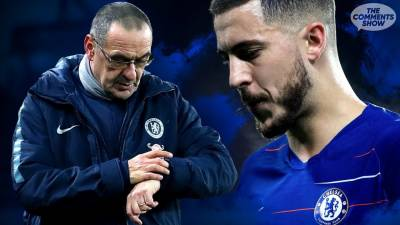 Chelsea Need To SACK Sarri To Finish Top 4