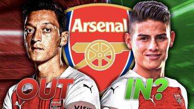 Is James Rodriguez Set To Replace Mesut Ozil At Arsenal?! | Transfer Review