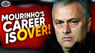 Jose Mourinho's Career Is OVER