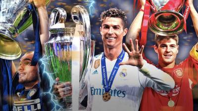 10 Players Who Won Their Club The Champions League!
