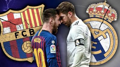Is Real Madrid & Barcelona