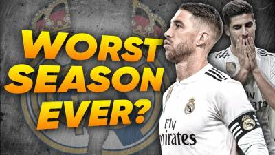 Is This Real Madrid's WORST Season In History?! | #UCLReview
