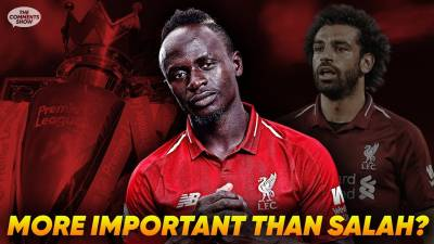 Is Sadio Mane Liverpool