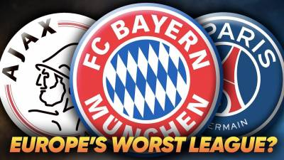The WORST Top 5 League In Europe Is