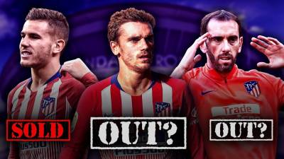 How Atletico Madrid Can Rebuild Their Team Without Antoine Griezmann | #ContinentalClub