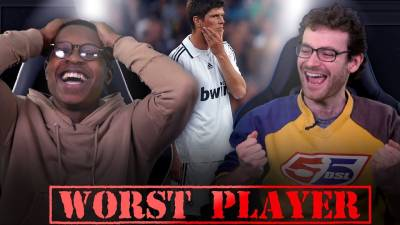 The WORST Real Madrid Player In History Was... | #StatWarsTheLeague2