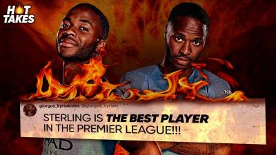 Raheem Sterling Is The BEST Player In The Premier League | #HotTakes