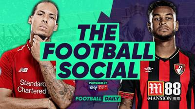 LIVERPOOL 3-0 BOURNEMOUTH | LIVERPOOL ARE BACK TO TOP OF THE LEAGUE! | #TheFootballSocial