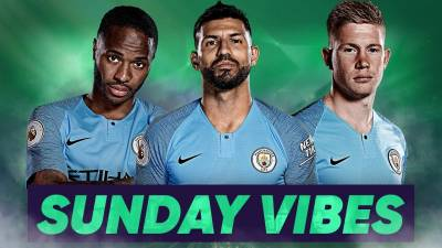The Player Who Could Win Manchester City The Champions League Is...| #SundayVibes