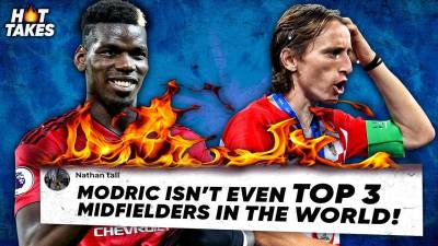 Paul Pogba Is BETTER Than Luka Modric