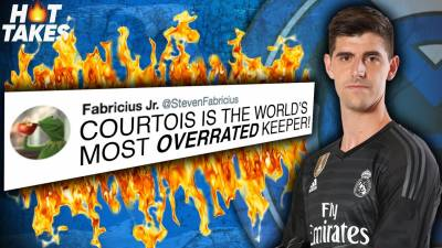 'Thibaut Courtois Is Real Madrid's WORST Player' | #HotTakes