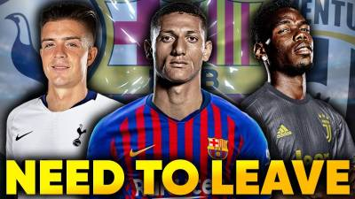 10 Players Who Deserve A BIG Transfer!
