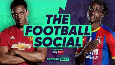 Man United 0 - 0 Crystal Palace | Will Man United finish outside the Top 4? | #TheFootballSocial