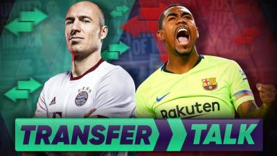 Barcelona Offer Malcom To Arsenal For