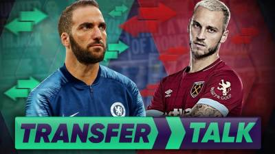 BREAKING: Gonzalo Higuain Officially Confirmed As A Chelsea Player!! | Transfer Talk