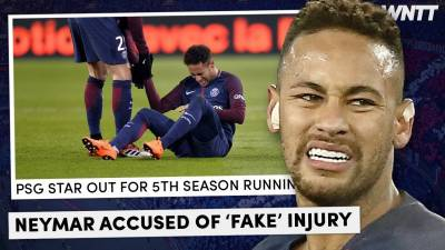 THE REAL REASON NEYMAR IS INJURED FOR MANCHESTER UNITED GAMES! | #WNTT