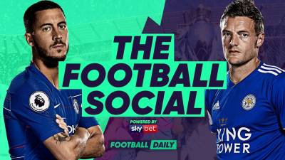 CHELSEA 0-1 LEICESTER CITY | #TheFootballSocial