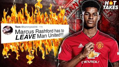 Marcus Rashford Should LEAVE Manchester United Because