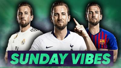 Will Spurs Be FORCED To Sell Harry Kane To Real Madrid Or Barcelona?! | #SundayVibes