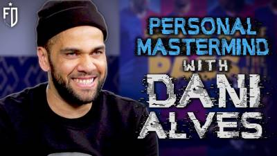 Dani Alves Reveals Pep Guardiola